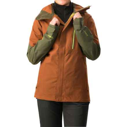 Burton [ak] 2L Altitude Gore-Tex® Snowboard Jacket - Waterproof (For Women) in True Penny/Lychee/Keef - Closeouts